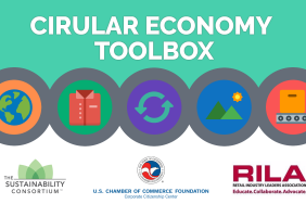U.S. Chamber Foundation, The Sustainability Consortium, and the Retail Industry Leaders Association Launch Circular Economy Toolbox Image