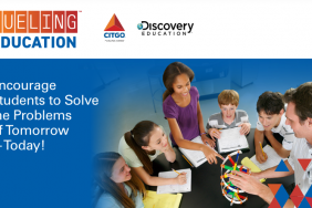 CITGO and Discovery Education Introduce the CITGO Fueling Education™ Student Challenge Image
