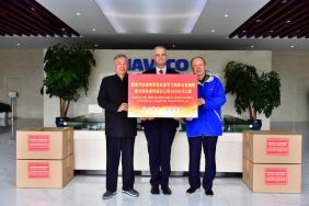 CNH Industrial and IVECO. Solidarity Across Continents. Solidarity Across Generations.  Image