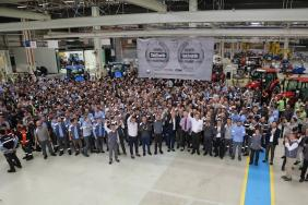 CNH Industrial Joint-Venture Plant in Erenler, Turkey, Achieves Silver Level Designation in World Class Manufacturing Image