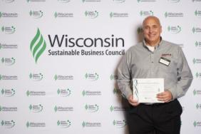 """CNH Industrial Named a """"Green Master"""" for Sixth Year in a Row Image"""