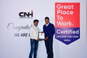 The Great Place to Work® Institute India Recognizes CNH Industrial India Image