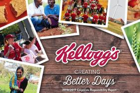 Kellogg Company Unveils Ambitious Next-Generation Kellogg's® Better Days Global Commitment to Address Food Security; Driving Positive Change for People, Communities and the Planet by the End of 2030 Image