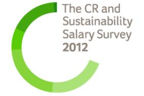2012 CR & Sustainability Salary Survey Results Released Image