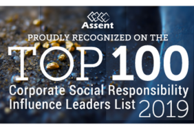 CEO Bryan de Lottinville and 20 Execs From Benevity's Client Community Named to Top 100 CSR Influence Leaders List Image