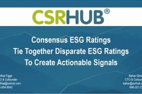 CSRHub & FactSet On-Demand Webcast Image