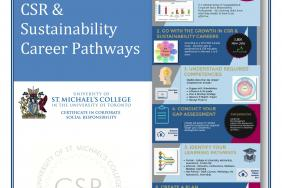 CSR & Sustainability Career Pathways Tool - Valuable Roadmap to a Meaningful Life's Work Image