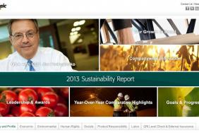 The Mosaic Company Announces Greenhouse Gas Reduction Progress and Companywide Sustainability Performance Image