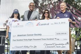 Carnival Corporation Breaks the Million-Dollar Mark at Its 2019 American Cancer Society Relay for Life by Raising Over $500,000 Image
