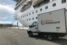 Costa Cruises and Fondazione Banco Alimentare Onlus: The Battle Against Food Waste Arrives in Genoa Image