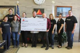 CITGO Lemont Refinery Holds Annual Campaign for the United Way of Will County Image