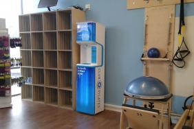 """Latest Tech in Drinking Water Delivery to Be Deployed Nationwide at Xponential Fitness Locations to Better Hydrate the Boutique Fitness Industry """""""" Without the Plastic Image"""