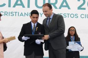 Freeport-McMoRan Foundation Supported Technical School in Calama, Chile Graduates First Generation of Students Image