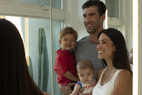 """Michael Phelps Continues as Global Ambassador of Colgate's """"Save Water"""" Conservation Effort With Behavior-Change Tips Image"""