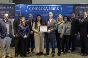 Comerica Bank Joins Prestigious Group of Gold-Level Veteran-Friendly Employers Image