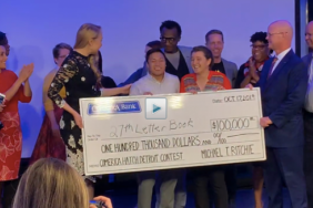 27th Letter Books Awarded $100,000 in Startup Funds As Winner of 2019 Comerica Hatch Detroit Contest Image