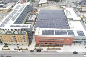 Consumers Energy Dedicates First Ever Solar, Battery Storage Systems on Grand Rapids' West Side Image
