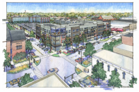 Consumers Energy Sets Goals for Smart Energy District in Jackson, Including 40 Percent On-Site Renewable Energy Image