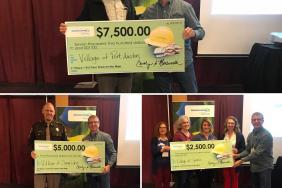 Consumers Energy Provides $15,000 to Three Michigan Community Projects with 'Put Your Town on the Map' Competition Image