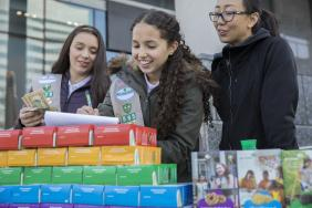 Comerica Bank and Girl Scouts of Northeast Texas Launch Collaborative Financial Education Programming Image