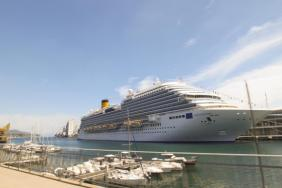 """Costa Cruises Supports the """"Pink Is Good"""" Project on Board Its Ships Image"""