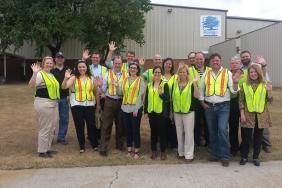 TSC Plastics Supply Chain Field Tour Image