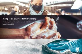 New Report Details the Cleaning Products Industry's Response to the COVID-19 Pandemic  Image.