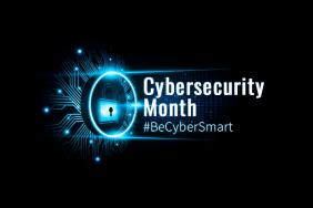 Tetra Tech Helps You #BeCyberSmart During Cybersecurity Awareness Month 2020 Image.