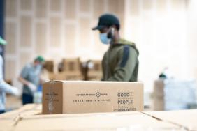 International Paper Commits 2 Million Boxes for COVID-19 Relief Image