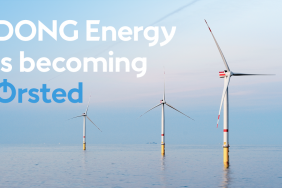 From Black to Green: DONG Energy Is Becoming Ørsted Image