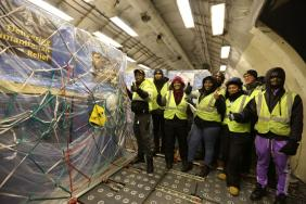 UPS To Airlift More Than 2 Million Masks and Protective Gear to China Image