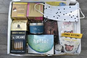 Our Latest Wellbeing Initiative: Sustainable, Eco-Friendly & Vegan Care Packages on a Pandemic Budget Image