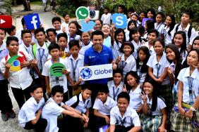 Globe Launches Digital Thumbprint Cyber Wellness Advocacy in Partnership with Optus, Singtel Image