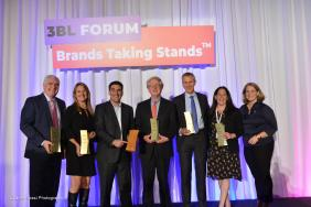 CR Magazine Presents 2018 Responsible CEO Awards at 3BL Forum: Brands Taking Stands--The Long View  Image