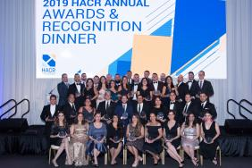 HACR Announces the 2019 Class of the HACR Young Hispanic Corporate Achievers™ Image
