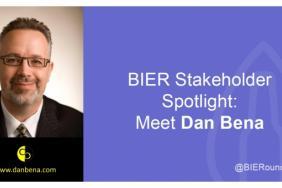 BIER Stakeholder Spotlight: Dan Bena Image