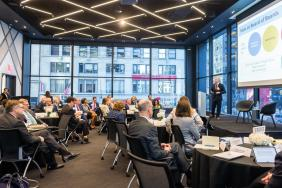 Fifty Global CEOs Focus on Tough Choices Made for Community and Business Sustainability Image