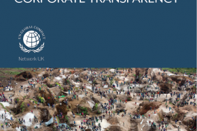 New Global Compact Network UK Report Explores Pros and Cons of Corporate ESG Transparency Image
