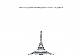 Reporting Transparency Still Low in French Companies, Devoir de Vigilance Study Shows Image
