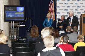 Comcast and Discovery Education Launch First-In-the-Nation At-Home Digital Education Service at Indiana State House Image