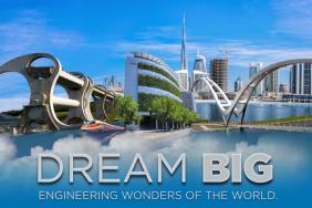 Bechtel Co-Sponsors Dream Big Movie Project Image