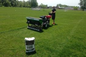 Sodexo Turf Management Team Implements Innovative Dry-jecting Solution to Combat Flooding Image