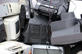 CITGO E-Recycle Day Keeps 9 Roll-Off Boxes of Unwanted Electronics Out of Landfills Image