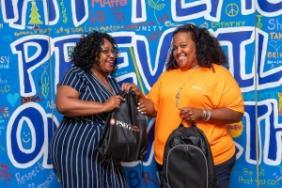 PSEG Long Island Employees Help Local Kids Start School Year Off Right Image