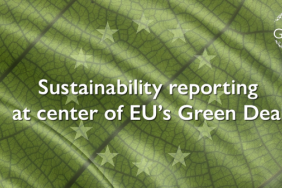 Sustainability Reporting at Center of Europe's Green Deal Image