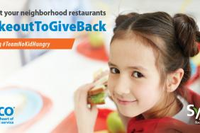 Sysco Announces Take Out to Give Back Social Media Campaign Image