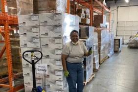 Cox Donates 6,000 Coveralls to Hospitals Image