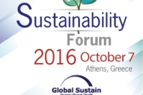 The Sustainability Forum 2016 on October 7 Image