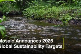 The Mosaic Company Announces 2025 Global Sustainability Targets Image