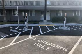Plugging-In in Port Hueneme Image